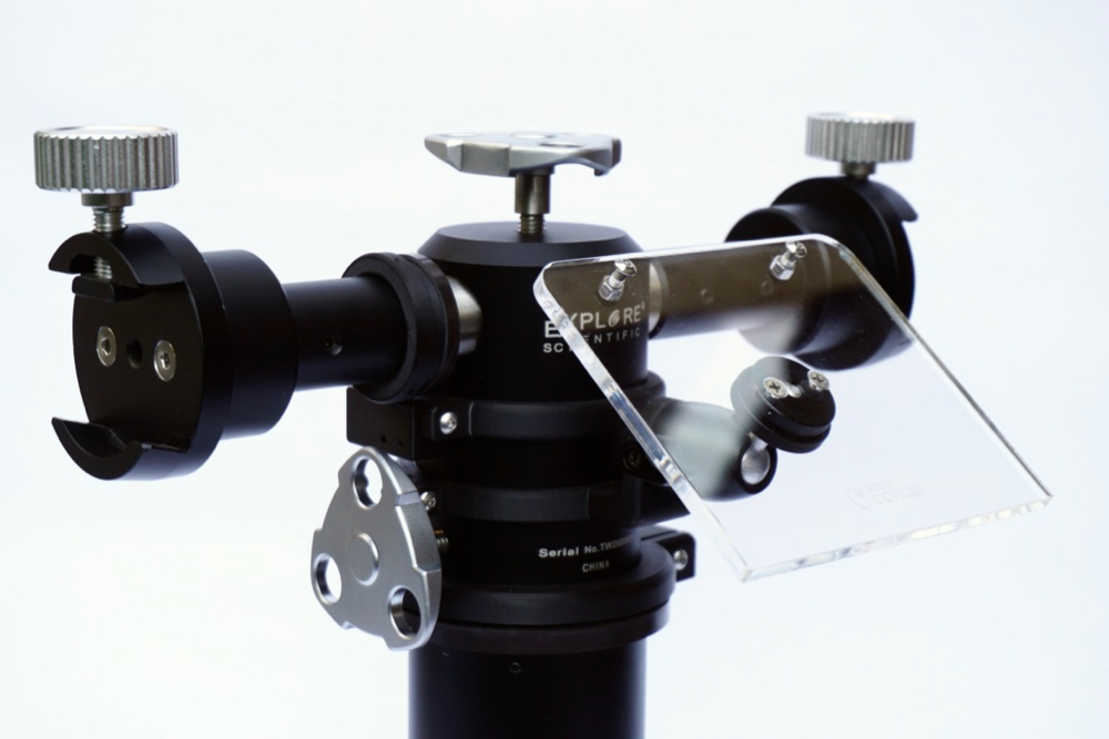 Nexus DSC shelf for Explore Scientific Twilight-II mount