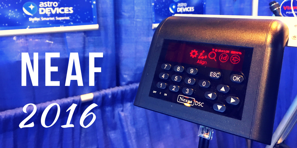 Astro Devices at NEAF 2016